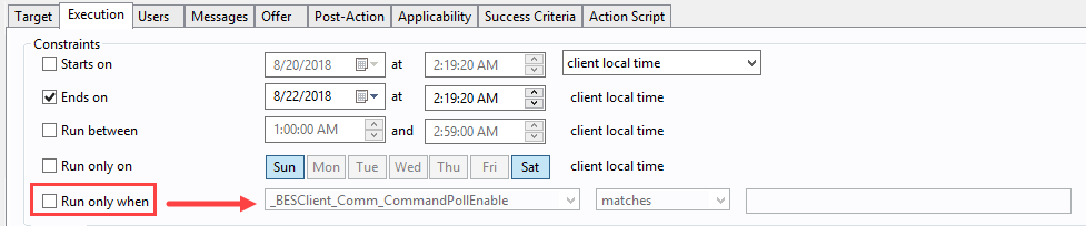 Dynamic Patch Maintenance Windows Using a Single Action